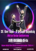 FORGATÓKÖNYV XII. Kner Kupa- D Országos Bajnokság, klubközi és tánciskolás verseny